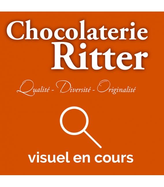 Ballotin de pralinés chocolat lait et noir 375gr