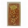 Tablette chocolat lait aux brisures de bretzels 100gr